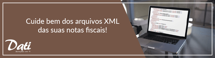 backup de arquivos xml